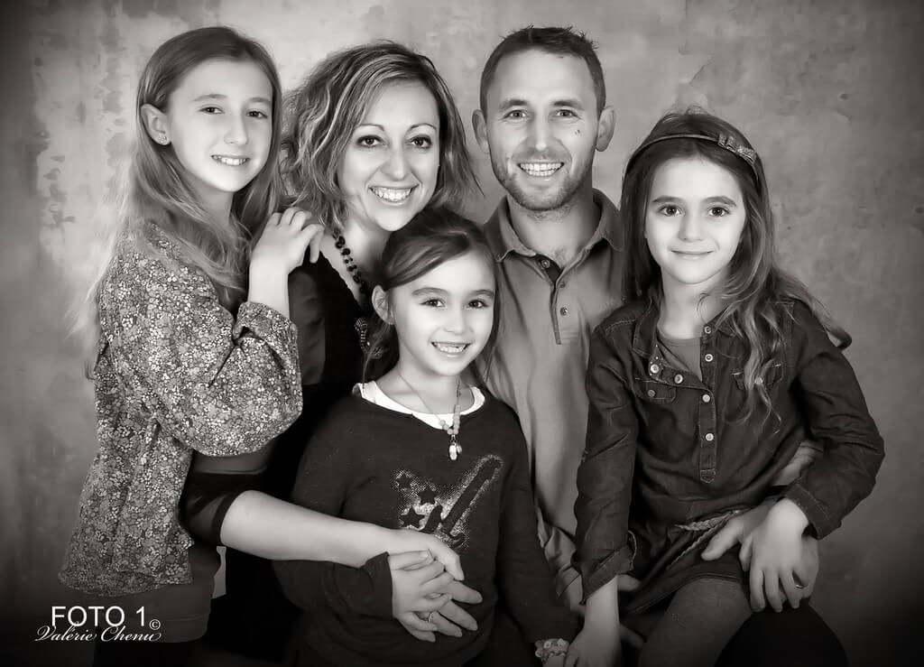 FOTO 1  - famille