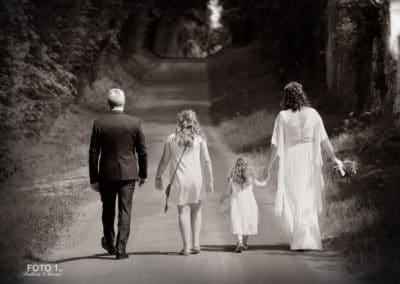 Famille en Mariage