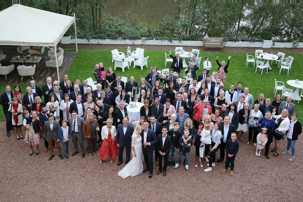 FOTO 1  - groupe mariage