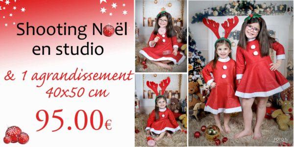 FOTO 1  - shooting noel